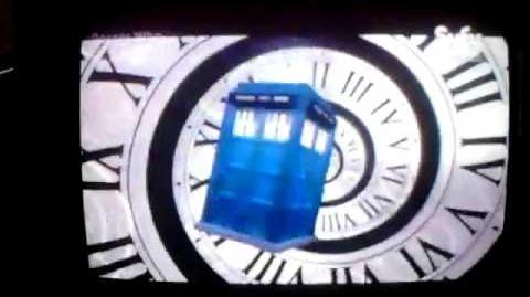 Doctor Who intro Latino temporada 8