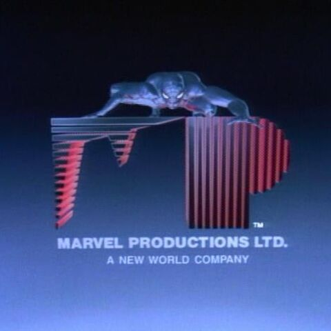 Logo de Marvel Productions.