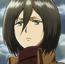 Mikasa Ackerman AOT