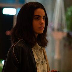 Rafa (Clara Gallo) en <a href=