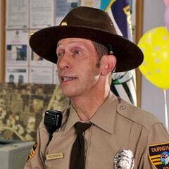 Oficial Randy en <a href=