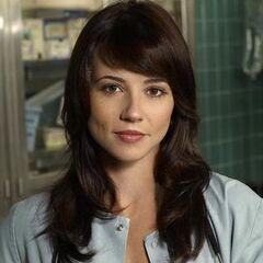 Enfermera Samantha Taggart (<a href=