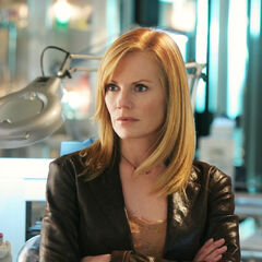 Catherine Willows en <a href=