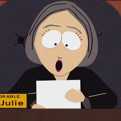 Jueza Julie También En <a href=