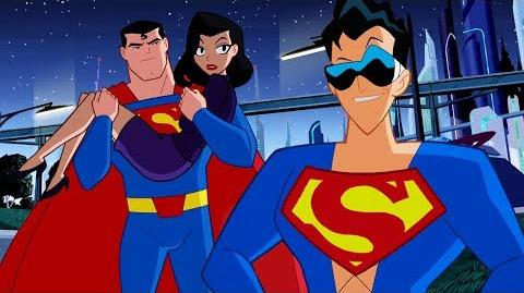Justice League Action Platic Man de Acero Webisodio 15
