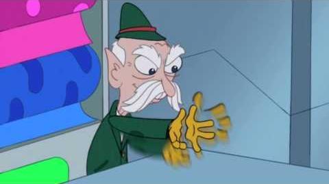 Llega La Navidad - Phineas y Ferb HD