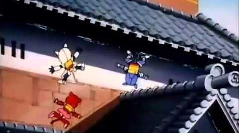 Los gatos samurái - Latino - Capitulo 2