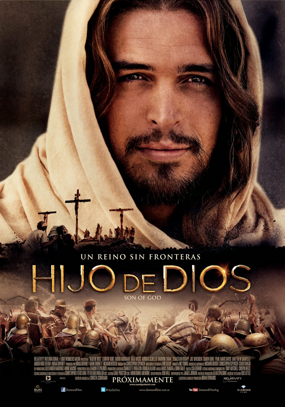 Hijo de Dios [2014] [1080p BRrip] [Latino-Inglés] [GoogleDrive]