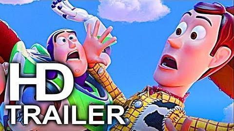Toy Story 4 (2019) - Primer Adelanto Teaser en Español Latino Oficial