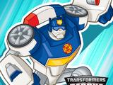 Transformers Rescue Bots: Aventuras Heroicas