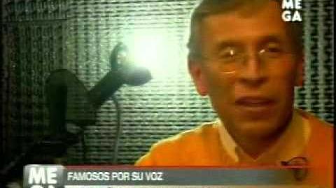LUIS ALEJANDRO ROJAS EN MEGAVISION HISTORIA