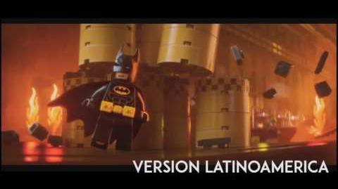 Lego Batman La Pelicula-Comparacion de doblajes (FRAGMENTO)