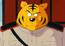 Soldado tigre de la Patrulla Roja