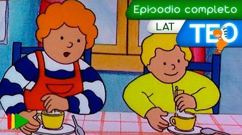 TEO (Latino) - 01 - Es más fácil ser niño