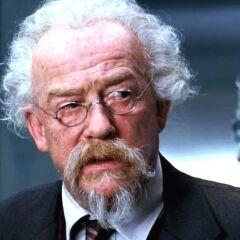 Profesor Trevor Bruttenholm (<a href=