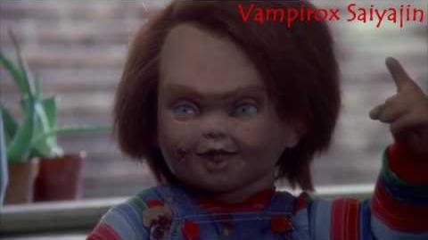 Chucky comparación de doblajes