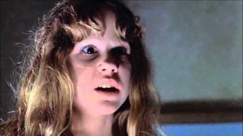 El Exorcista - Escena de Posesion Regan