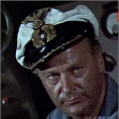 Kapitän von Stolberg en <a href=