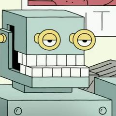 Eric, El robot en <a href=