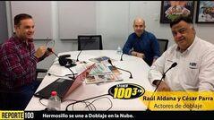 Los actores de doblaje Raúl Aldana y César Parra hablan sobre Doblaje en la Nube