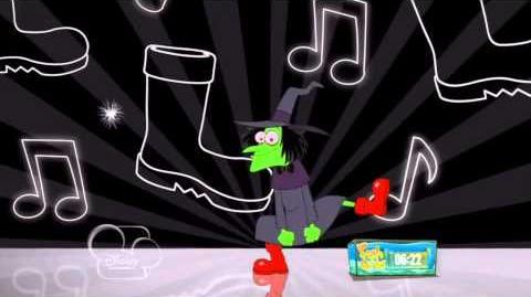 Mis Botas Rojas de Plastico - Phineas y Ferb HD