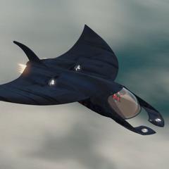 Voz robotizada en el Manta Jet en <a href=