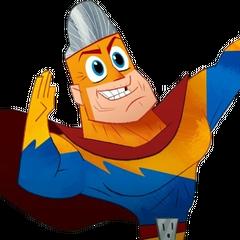 Capitán Súper Capitán en <a href=