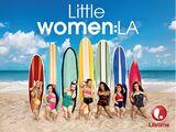 Pequeñas Grandes Mujeres: Los Ángeles