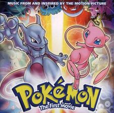 Pokemon The First Movie (Portada)