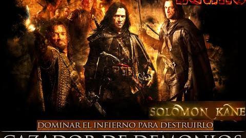 Solomon Kane -Cazador De Demonios- Trailer Latino