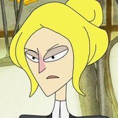La espía del departamento 8-I en <a href=