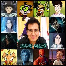 Victor Ugarte-Harry-Sasuke-Uryu