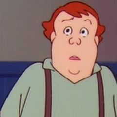 Ben Rodgers en la versión anime de <a href=