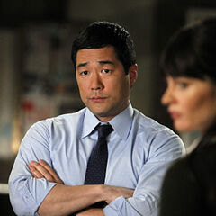 Agente Kimball Cho en <a href=