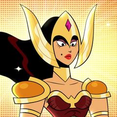 Princesa Guerrera en <a href=