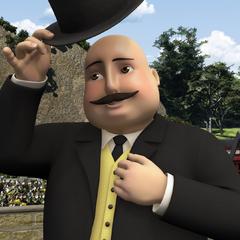 Sir Lowham Hatt también en <a href=