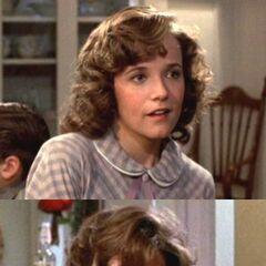 Lorraine Baines McFly (<a href=