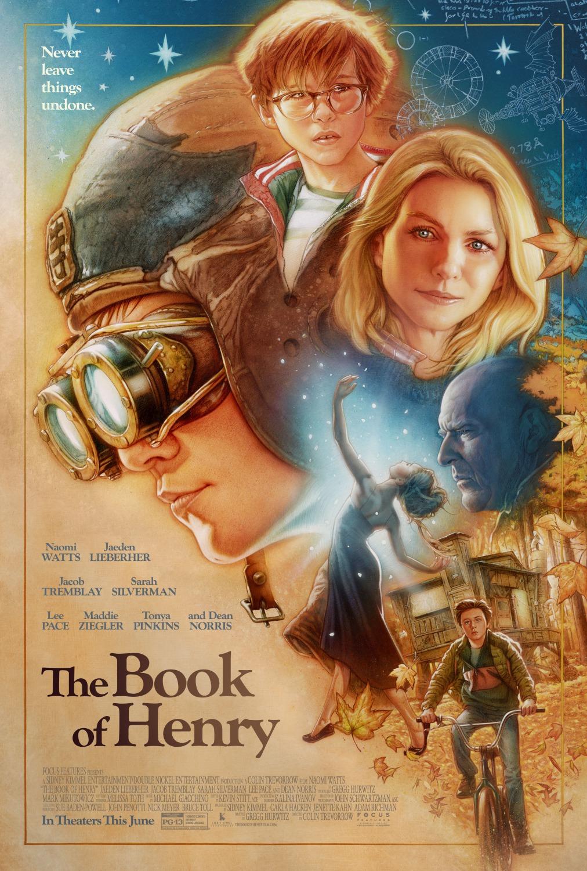 El libro de Henry | Doblaje Wiki | FANDOM powered by Wikia