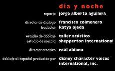 Doblaje Latino de Día y Noche