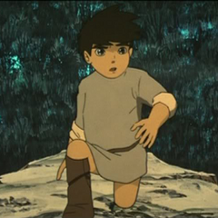 Hols en la película de anime <a href=
