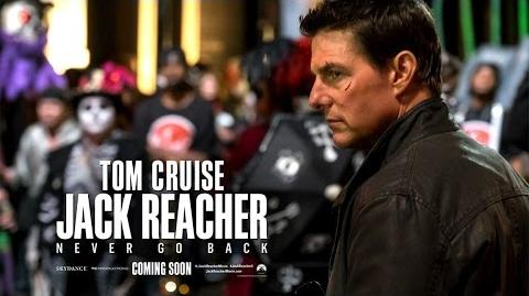 Jack Reacher Sin Regreso Trailer 2 DUB Paramount Pictures México