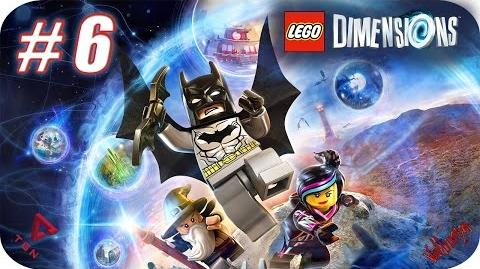 LEGO Dimensions - Gameplay Español - Capitulo 6 - 1080pHD
