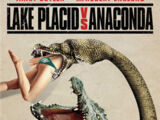 Cocodrilo vs Anaconda
