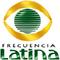 Logo Frecuencia Latina 1997-2000