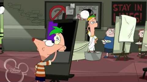 Mis Cadenas Son - Phineas y Ferb HD