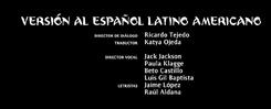 Moana- Un mar de aventuras Doblaje Latino Creditos 2