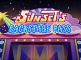 My Little Pony: Equestria Girls: El Pase de Sunset al Detrás de Escenas