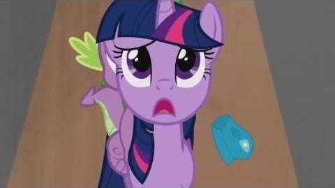 Interpretación Twilight Sparkle 1T