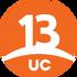 Logo Canal 13 Chile (Enero-Octubre 2010)