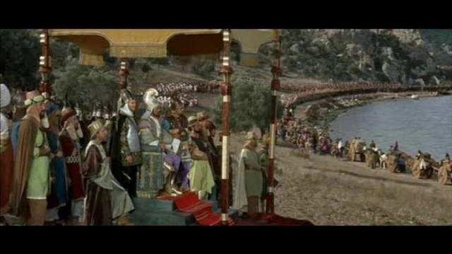 Los 300 espartanos (1962)